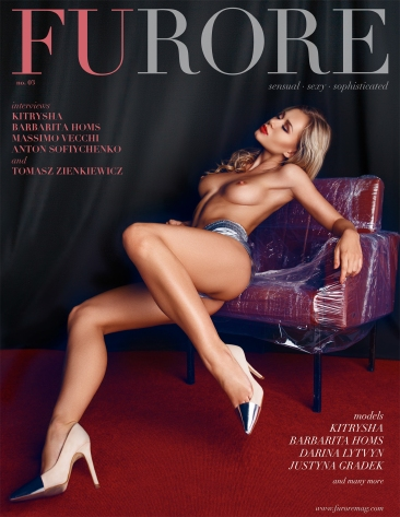 FURORE Magazine Issue 03 Cover