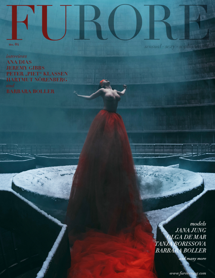 FURORE Magazine Issue 04 Cover