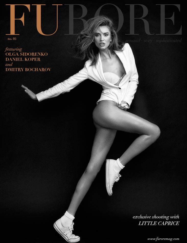 FURORE Magazine Issue 05 Cover