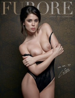 FURORE Magazine Issue 05 Cover Autograph